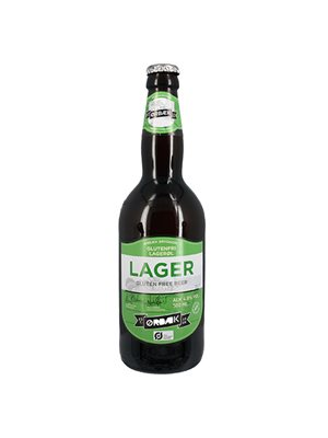 Lager øl 4,5% alc.vol Ø