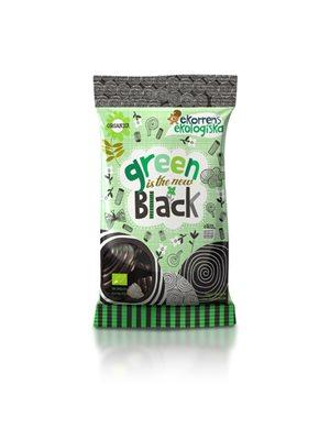 Lakridsruller og stykker Ø Green is the New Black