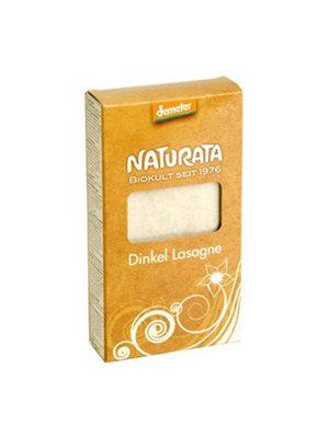 Lasagne spelt hvid demeter  Ø Naturata