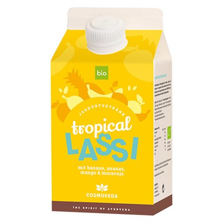 Lassi Tropical yoghurtdrik Ø