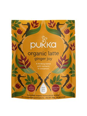 Latte Ginger Joy Ø Pukka