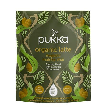 Latte Matcha Chai Ø Pukka