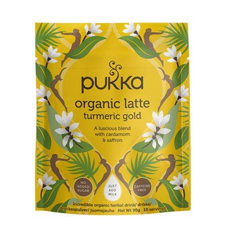 Latte Turmeric Gold Ø Pukka