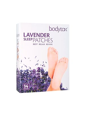 Lavendel sleep patches 14 stk.
