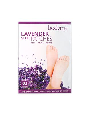 Lavendel sleep patches  prøvepakke 2 stk
