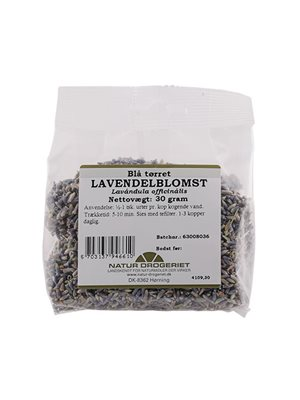 Lavendelblomst
