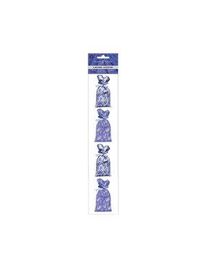Lavendelposer med tørret  Provencelavendel sæt med 4x18 g.