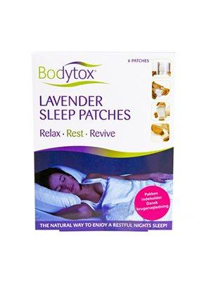 Lavender sleep patches 6 stk.
