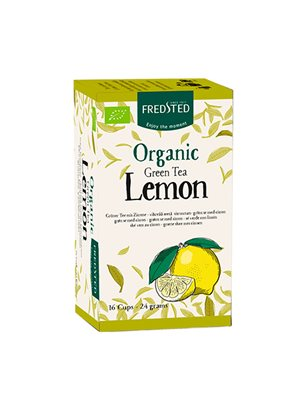 Lemon Green Tea Ø