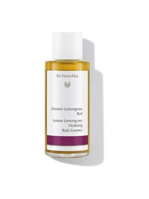 Lemon lemongrass vitalising bath essence Dr.Hauschka