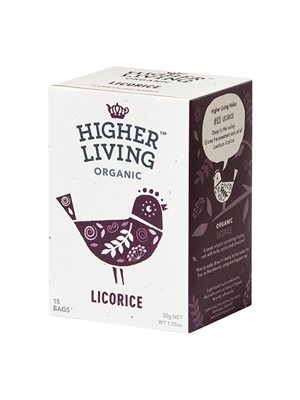 Licorice te Ø Higher Living