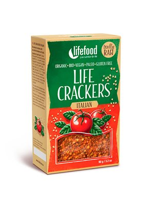 Life Crackers Italian RAW Ø