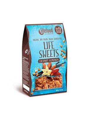Life Sweets Ø m. Kokos   & Mandel RAW