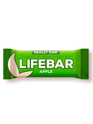 LifeBar Æble RAW Ø