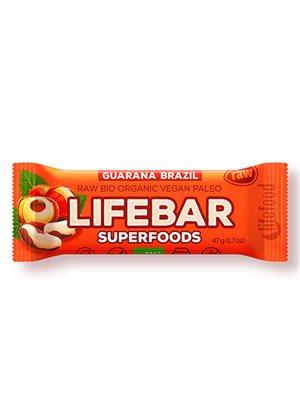 LifeBar Guarana paranød Plus Ø RAW