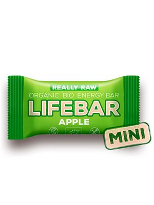 LifeBar Mini Æble RAW Ø