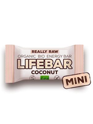 LifeBar Mini Coconut RAW Ø