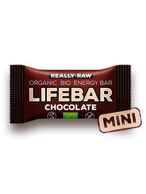 LifeBar Mini Raw Chocolate Ø RAW
