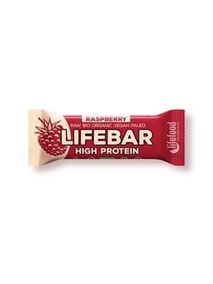 LifeBar Raspberry Proteinbar RAW Ø