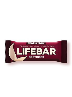 LifeBar Rødbede RAW Ø