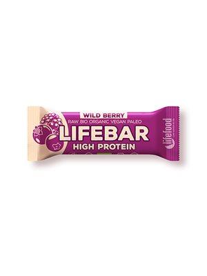 LifeBar WildBerry Proteinbar Ø