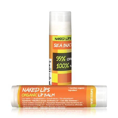 Lip Balm Sea Buckthorn Naked Lips