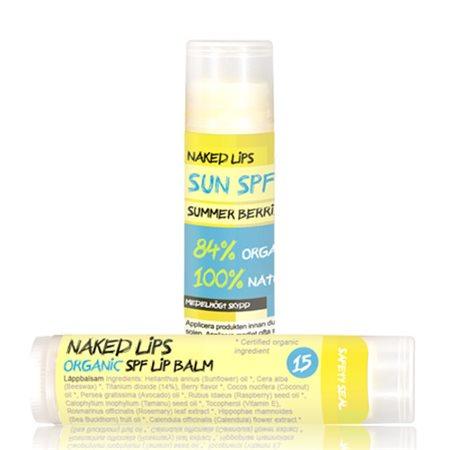 Lip Balm SPF 15 Naked Lips