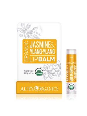 Lipbalm jasmine & ylang ylang Alteya Organics