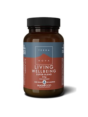 Living wellbeing super-blend