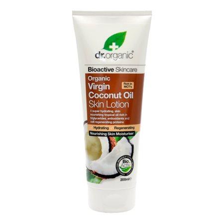 Lotion Coconut Dr. Organic