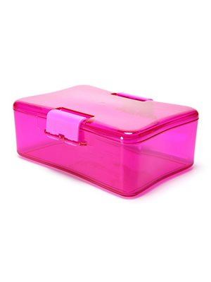 LunchBox madkasse hot pink