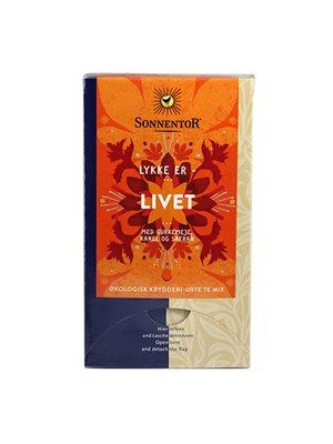 Lykke er - Livet te Ø    urte krydderi mix