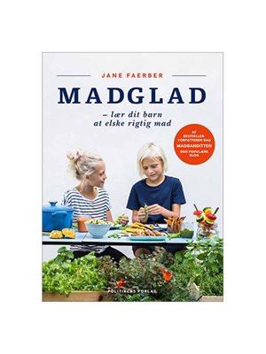 Madglad BOG  Forfatter Jane Faerber