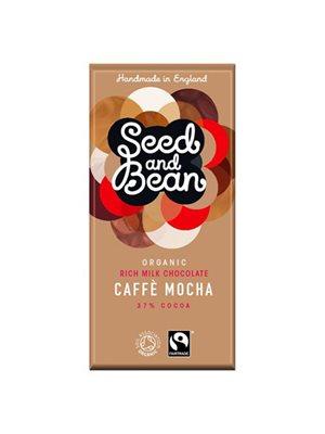 Mælkechokolade 37% Kaffe Mocha Ø