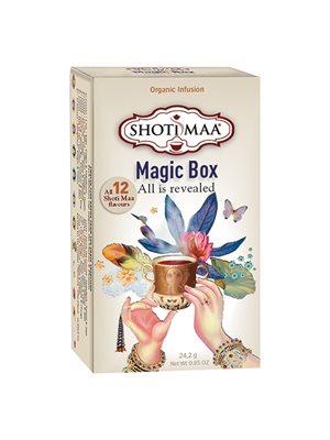 Magic Box te Ø 12 varianter