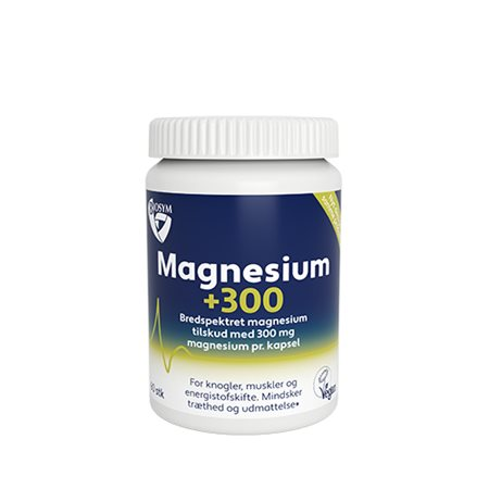 Magnesium +300
