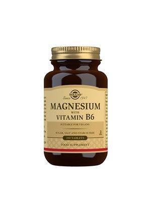 Magnesium+B6