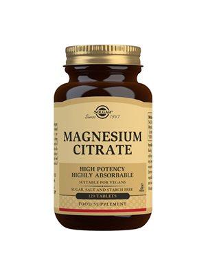 Magnesium citrat 200mg