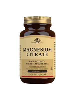 Magnesium citrat 200mg
