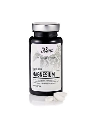Magnesium Food State - Nani