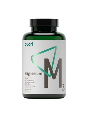 Magnesium M3 Puori