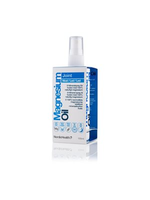 Magnesium spray joint NordicHealth