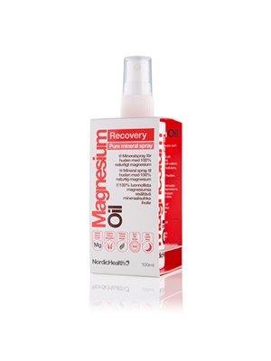 Magnesium spray recovery NordicHealth