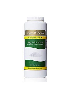 MagnesiumCitrat Fitness Pharma