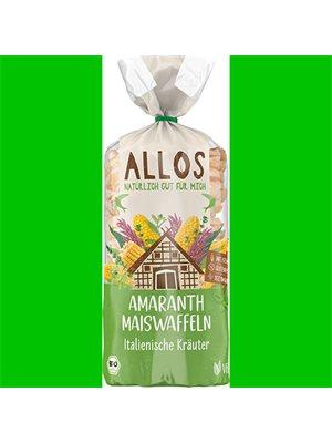 Majsgaletter m. italienske Ø urter  Allos