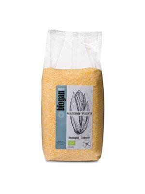 Majsgryn, polenta Ø glutenfri
