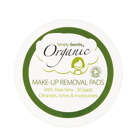 Make-up fjerner Wet Pads 30 stk