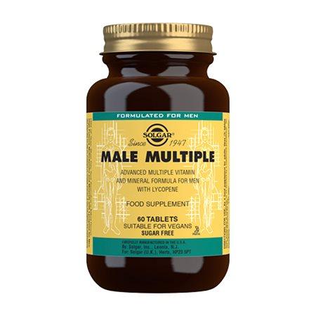 Male Multiple  multivitamin til mænd