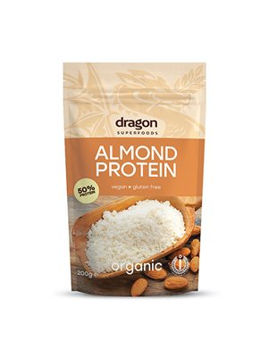 Mandel Protein Ø - Dragon  Superfoods