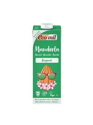 Mandeldrik Ecomil Ø  sødet m. agave